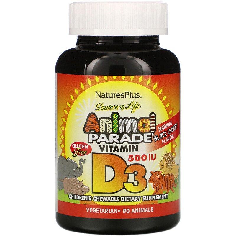 «Nature's Plus» أفضل فيتامينات للأطفال